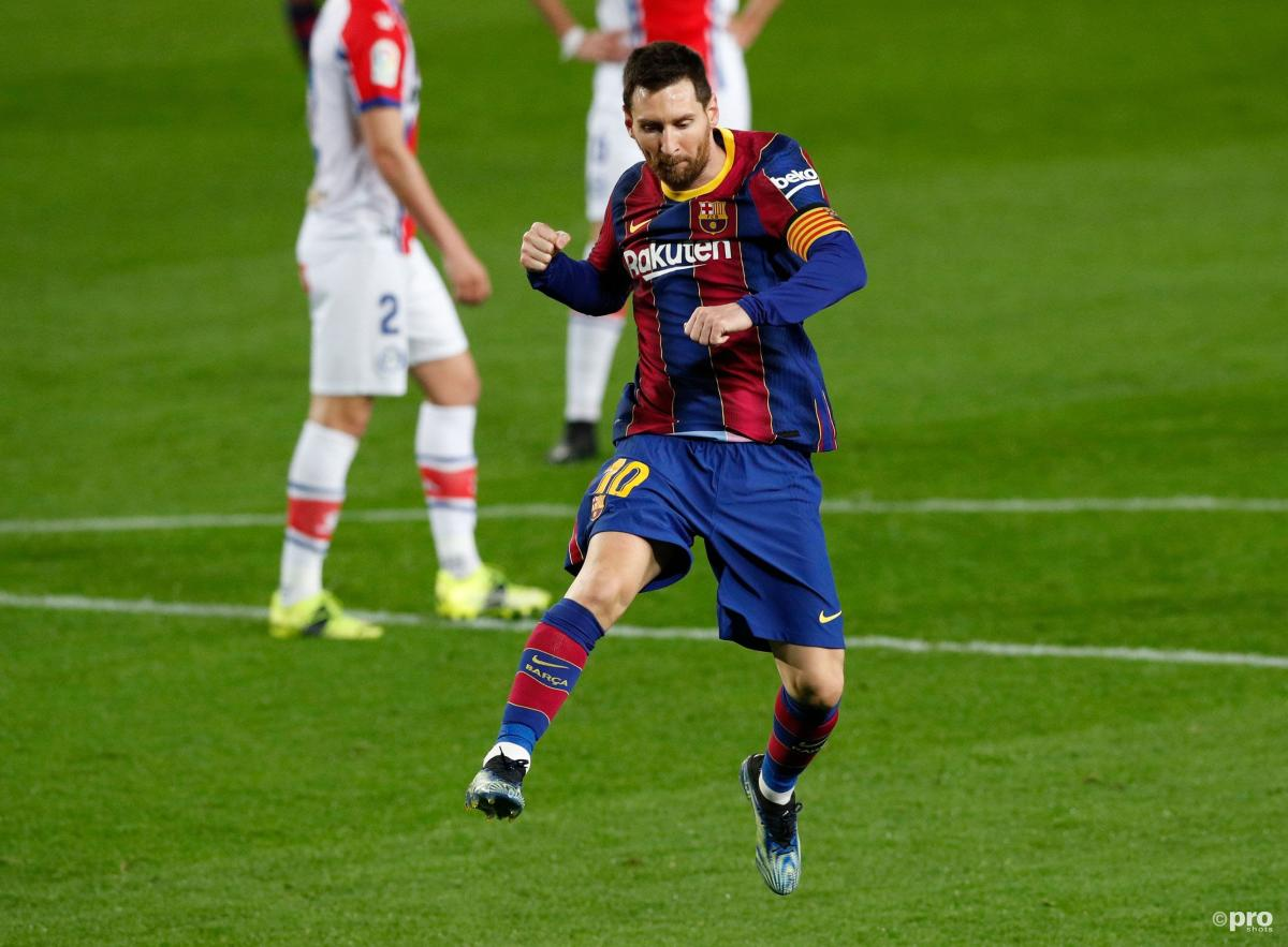Messi told Man City move would offer him 'perfect conditions'