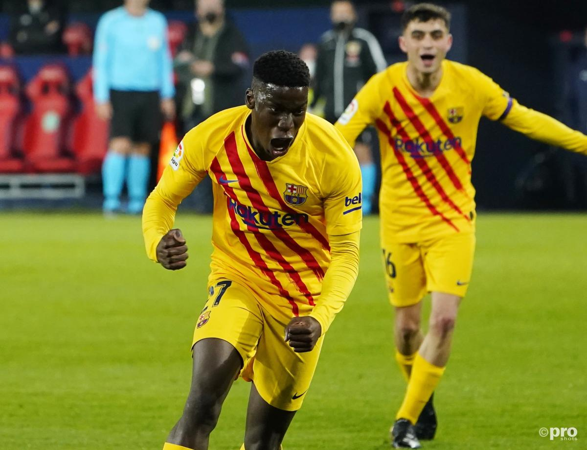 Barcelona can't allow Ilaix Moriba to leave, says Barca B coach