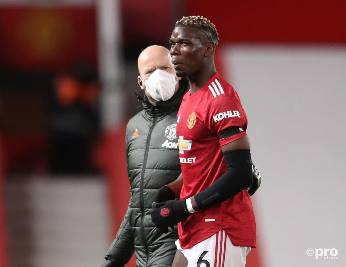 Paul Pogba: Injury could add another twist to Man Utd transfer debate