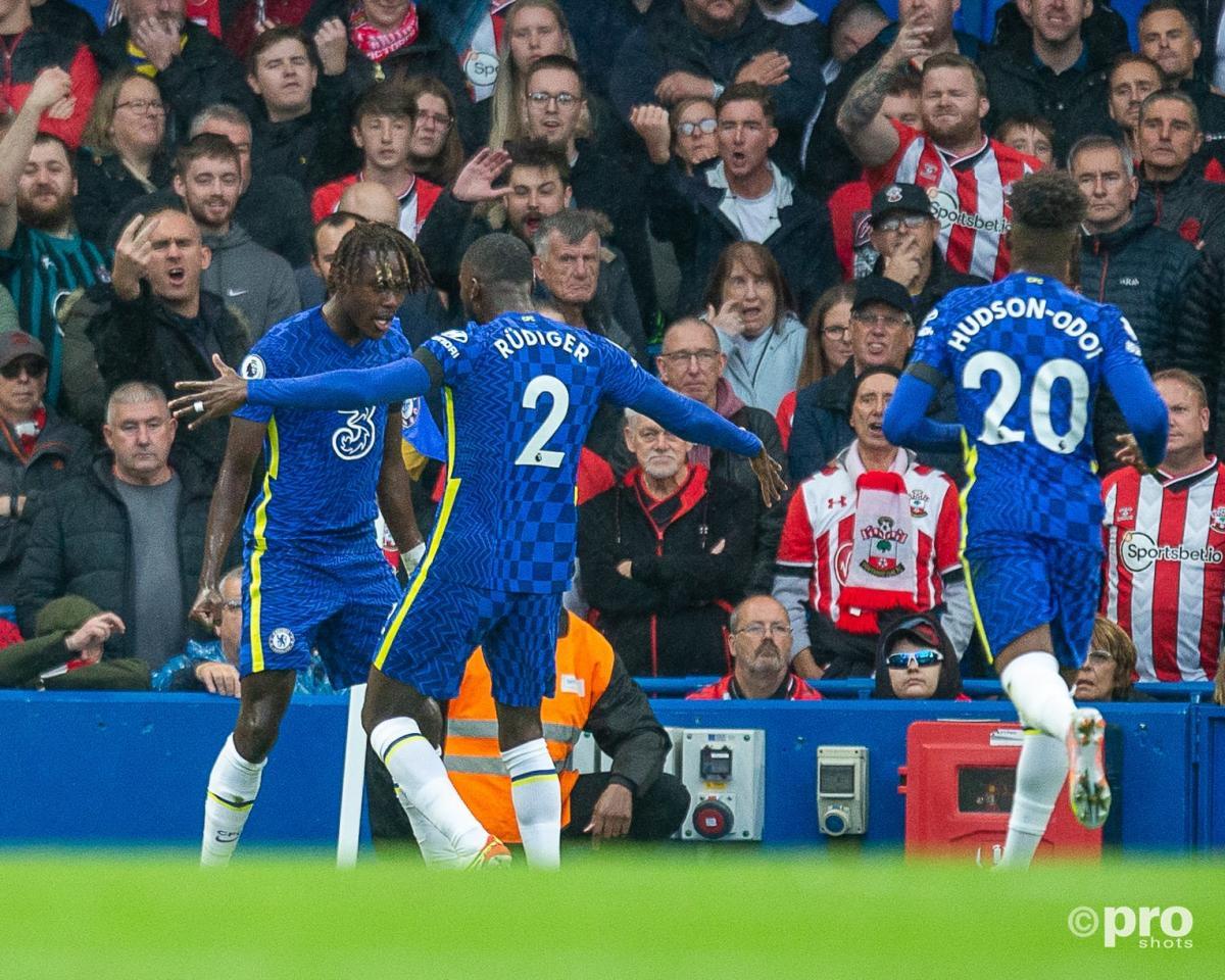 Chelsea defender Trevoh Chalobah