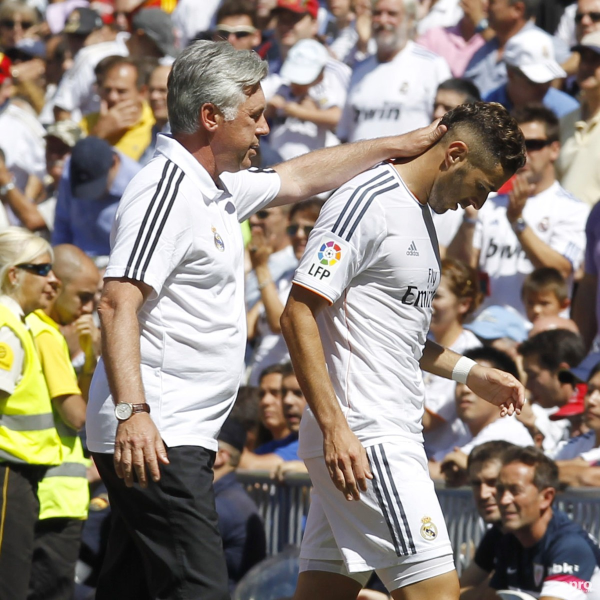 Ancelotti thrilled with Real Madrid return, demands more goals from Benzema