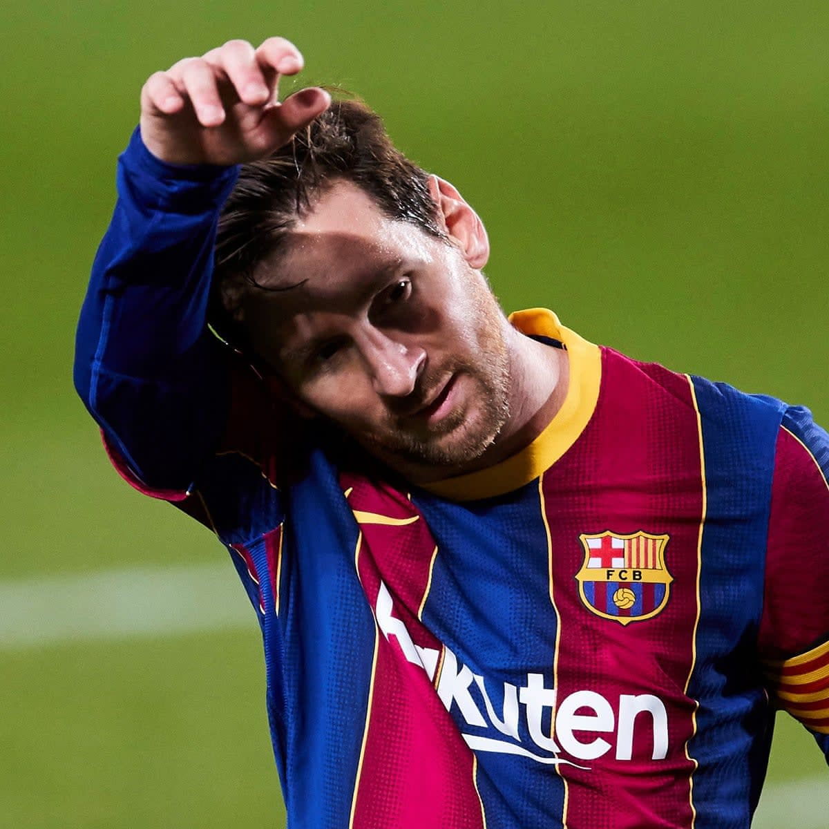 Messi wants a competitive Barcelona squad, not more money – Laporta