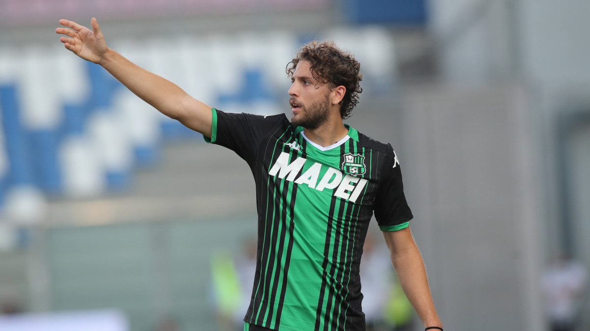 Man City and Juventus target Locatelli 'ready for a top club'