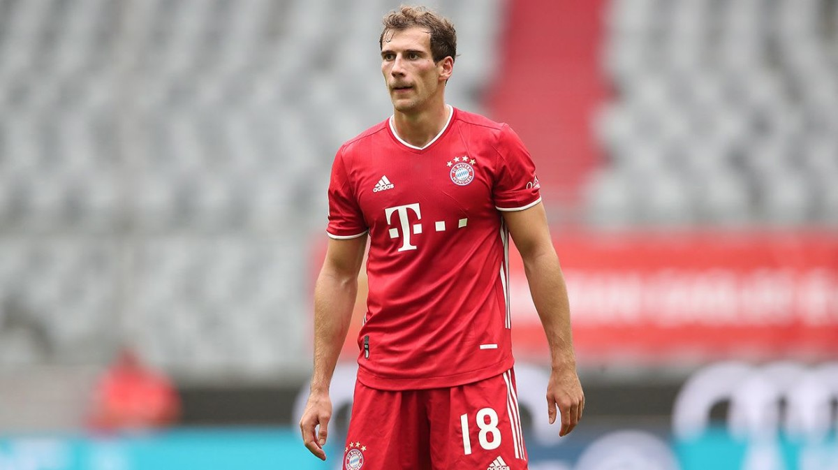 'Super comfortable' Leon Goretzka ready to sign new contract with Bayern Munich