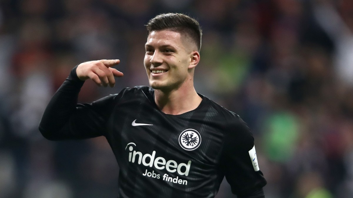 How Eintracht Frankfurt pulled off a masterstroke by selling Luka Jovic to Real Madrid