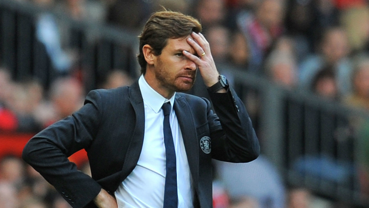 Andre Villas-Boas has no regrets about being fired from Chelsea