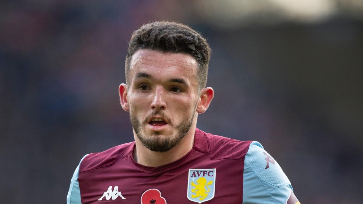 John McGinn has been hugely impressive for Aston Villa