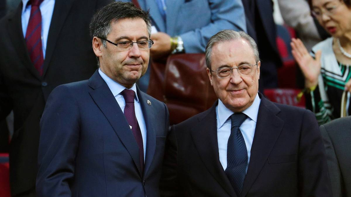 Former Barcelona president told everyone about Super League months ago