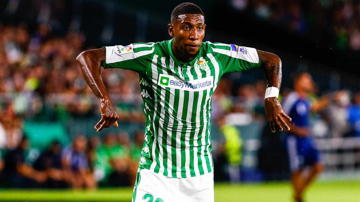 Official: Barcelona bring Emerson Royal back from Real Betis