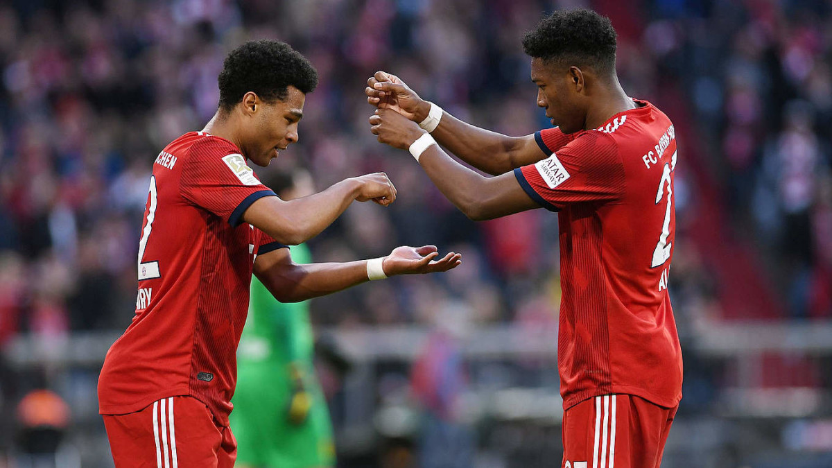 Gnabry: 'Misunderstood' Alaba is leaving Bayern for the right reasons