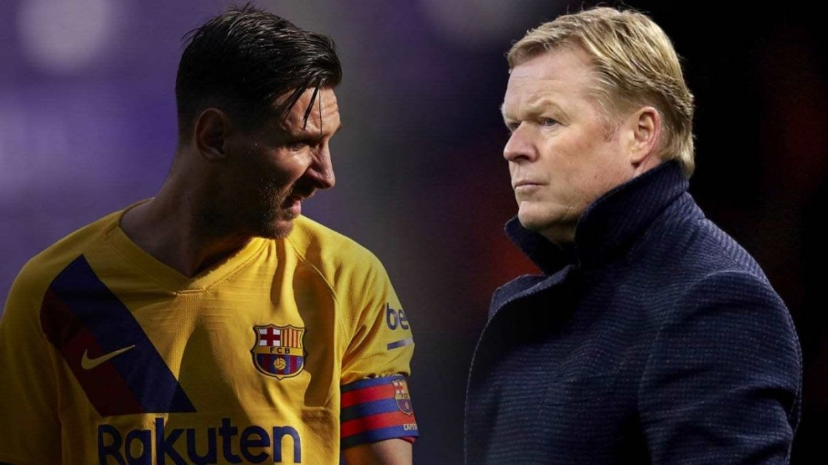 'A cycle has ended' – Barca president promises changes as Messi and Koeman's futures remain in doubt