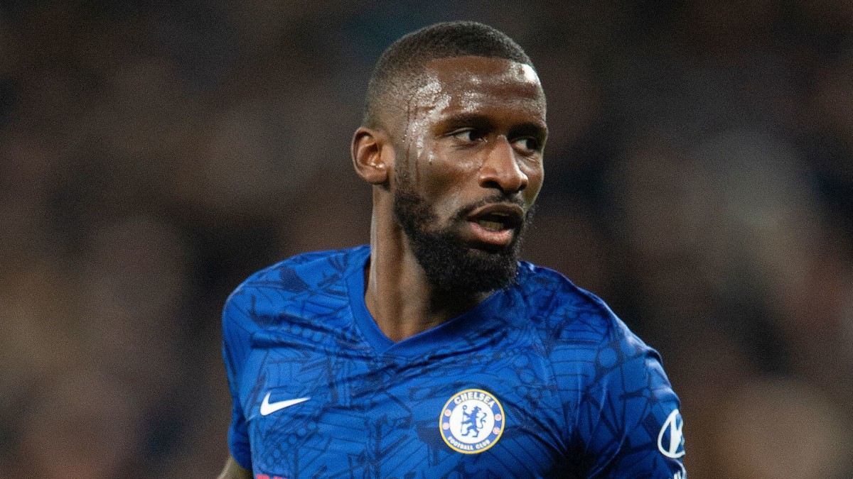 Rudiger out to prove Lampard wrong, says Ferdinand