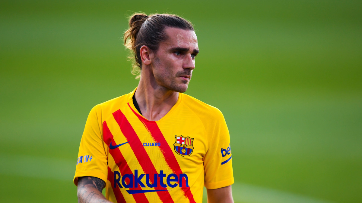 Atletico Madrid admit they would love 'magnificent' Griezmann back from Barcelona