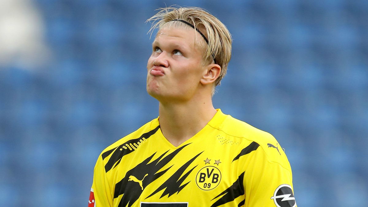 Three reasons why Erling Haaland could end up at Chelsea