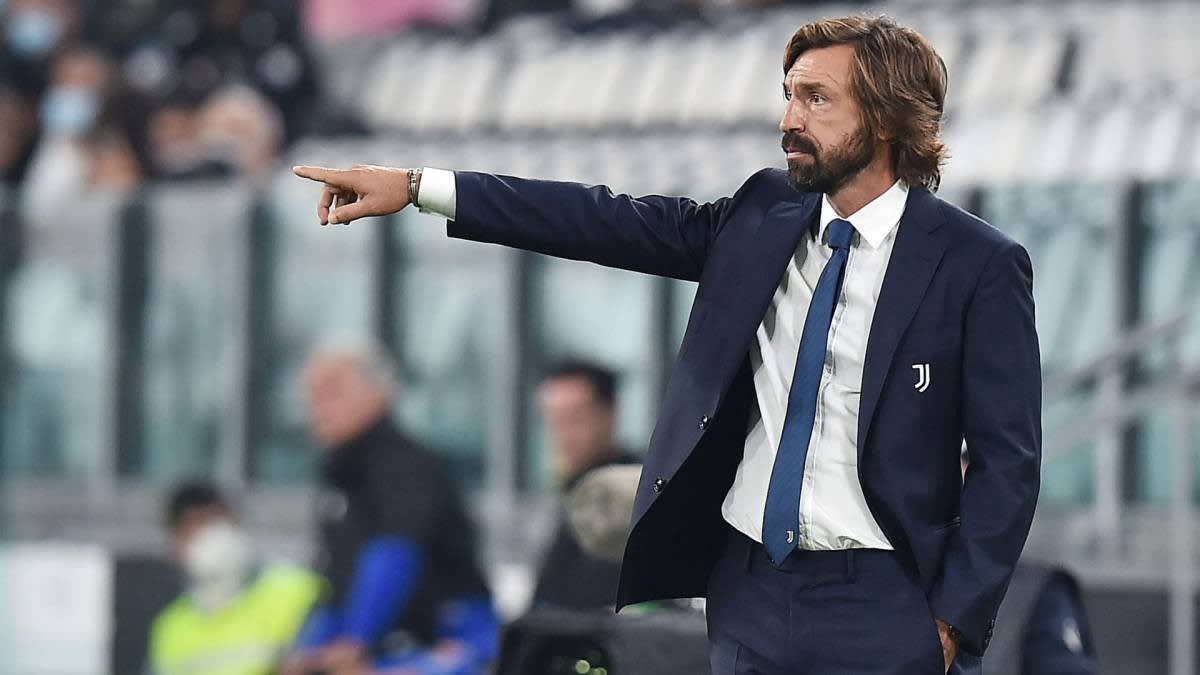 Andrea Pirlo: 'Of course' I want to keep Juventus job