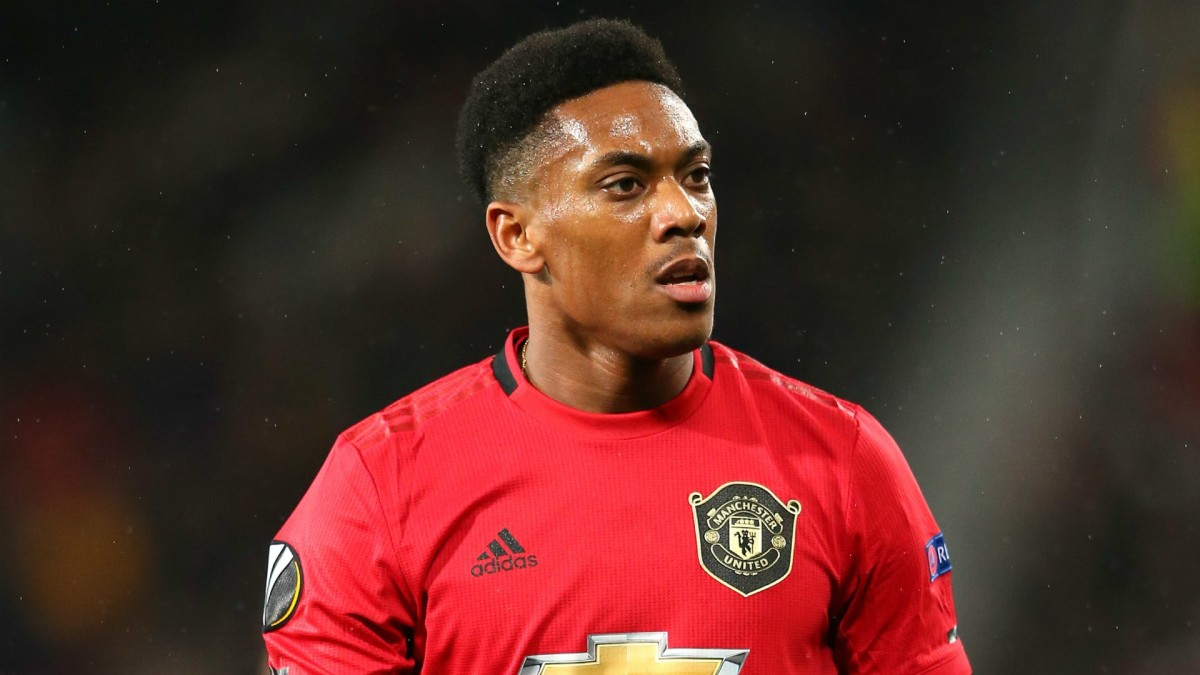 Anthony Martial to give Man Utd edge over Chelsea in Kane race?
