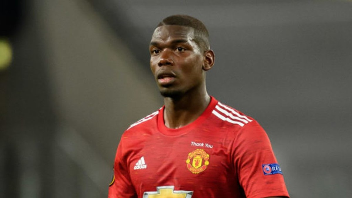 Is Pogba on the way out at Man Utd?
