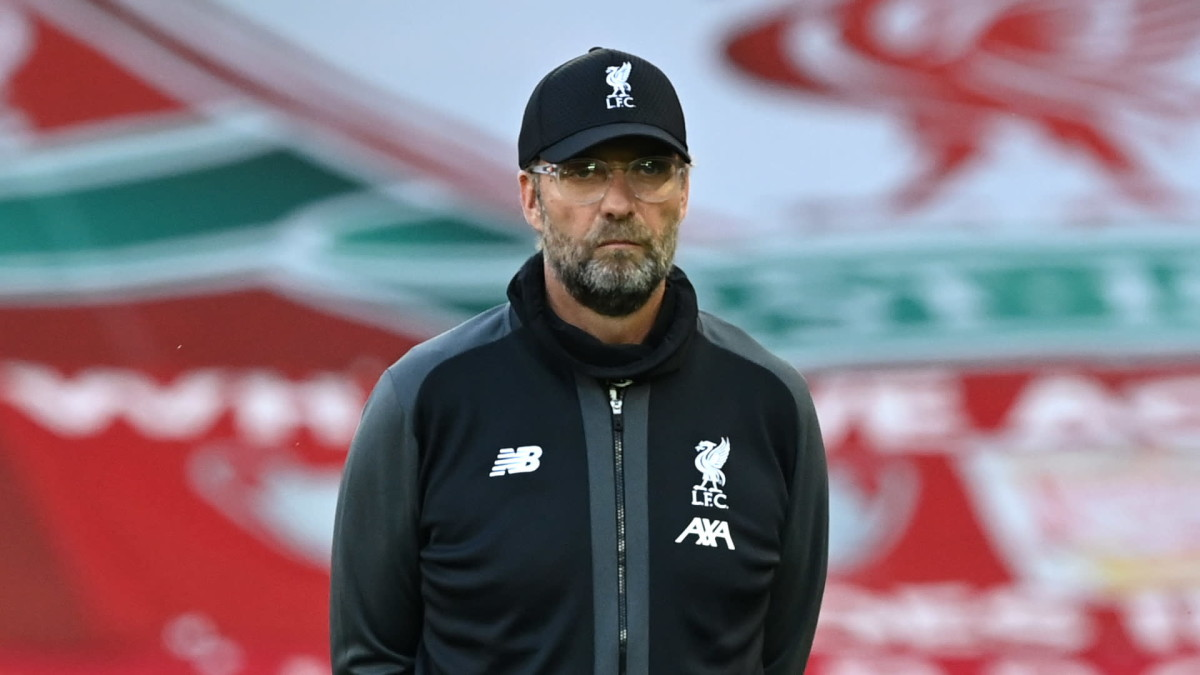 'We can't blame the team' – Klopp says it's wrong to be angry at the players for Super League decision