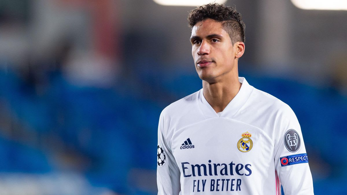 Raphael  Varane refuses to rule out Real Madrid exit this summer