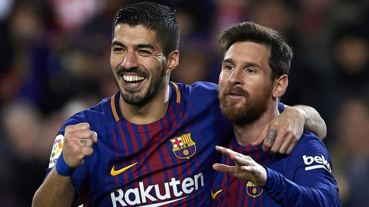 'Barcelona would use me to try to convince Messi to stay' – Suarez