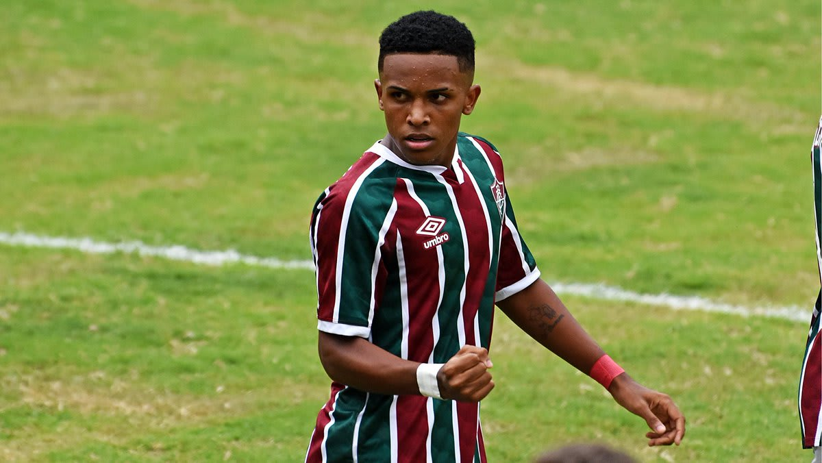 Man City complete £21m Kayky signing from Fluminense