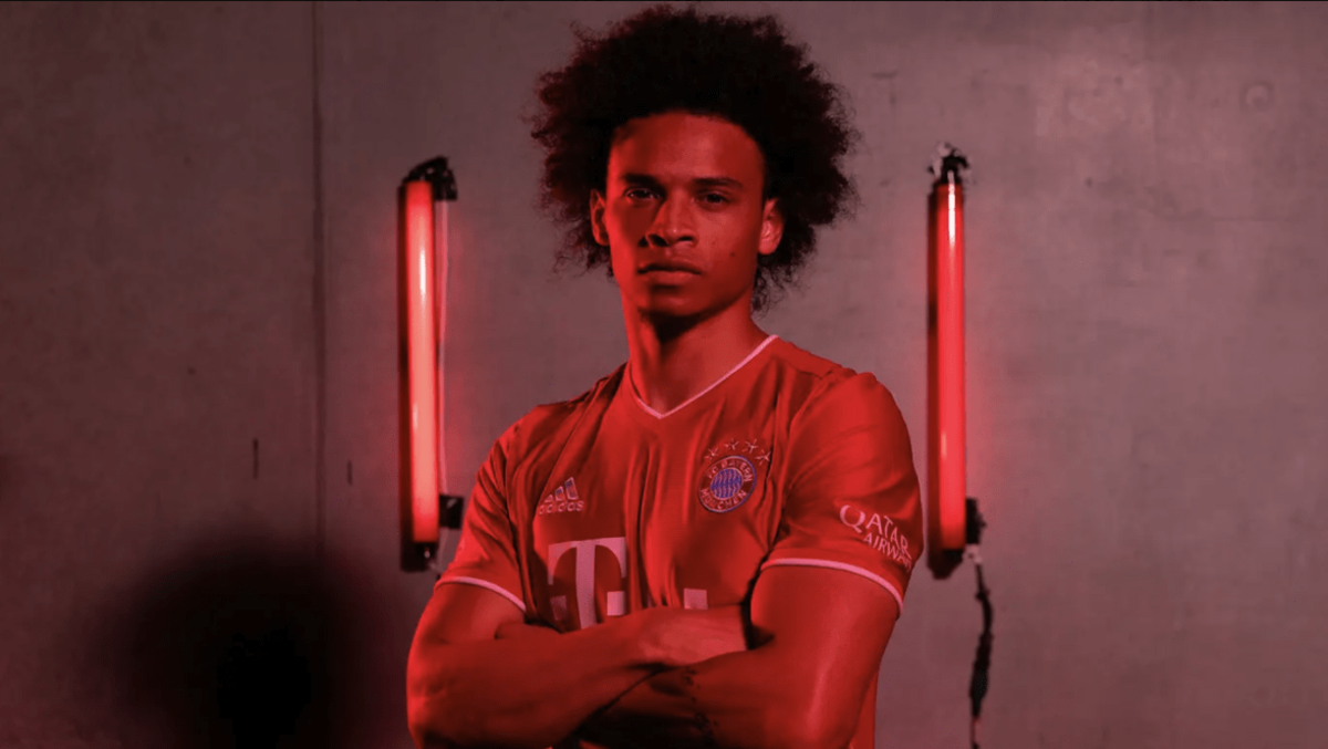 Leroy Sane explains why he didn't excel in his first season with Bayern Munich
