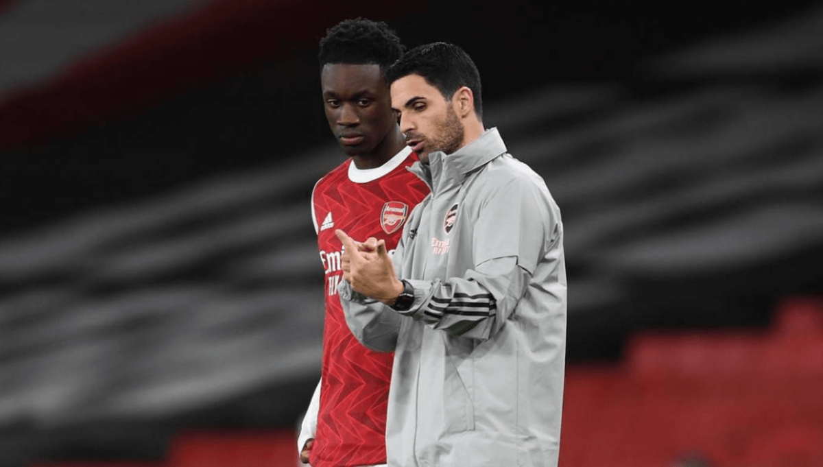 Who is Folarin Balogun? The Arsenal wonderkid with a bright future at the Emirates