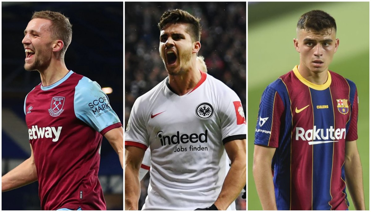 Pedri, Soucek and the top 10 signings of the season in Europe