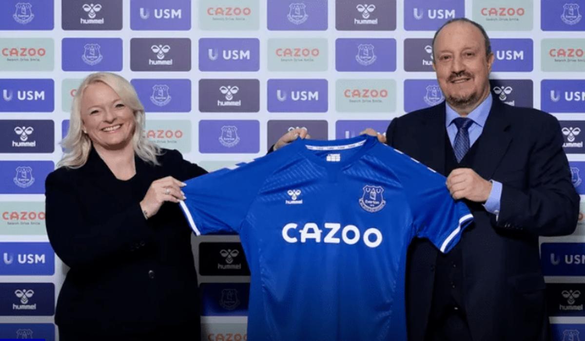 Rafa Benitez announced as new manager of Everton