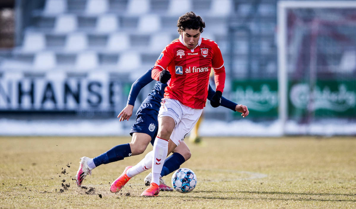 Who is Wahid Faghir? The 17-year-old wonderkid wanted by Tottenham and Leicester