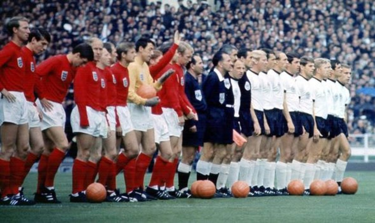 England v Germany, 1966 World Cup final