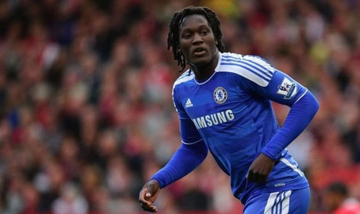 Romelu Lukaku at Chelsea