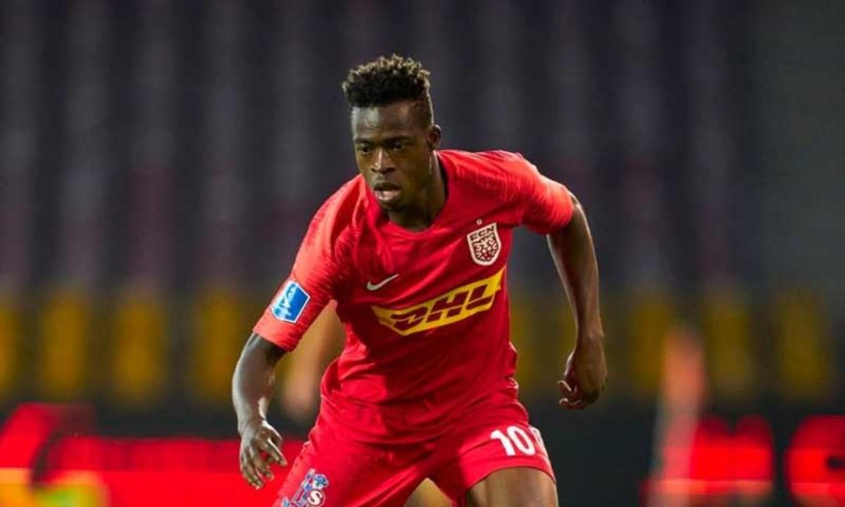 Man Utd target Kamaldeen keen to leave Nordsjaelland this summer