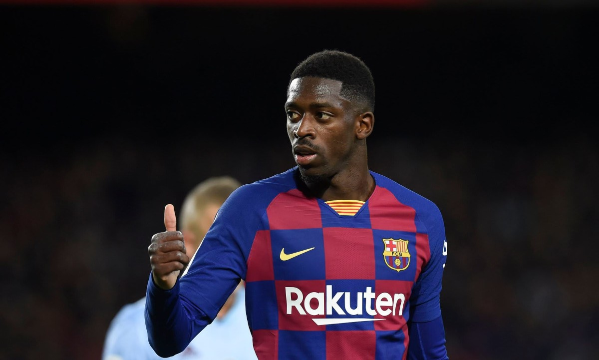 Dembele lacks Messi mentality and Barcelona could sell – Domenech