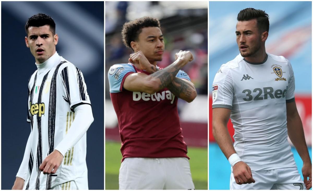 Saliba, Lingard, Morata and the top 10 loan signings of the season in Europe