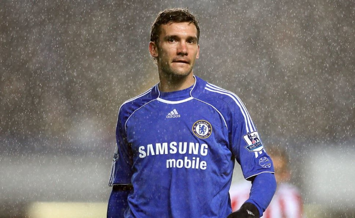 How Milan sold Shevchenko to Chelsea for £40m only to win the Champions League