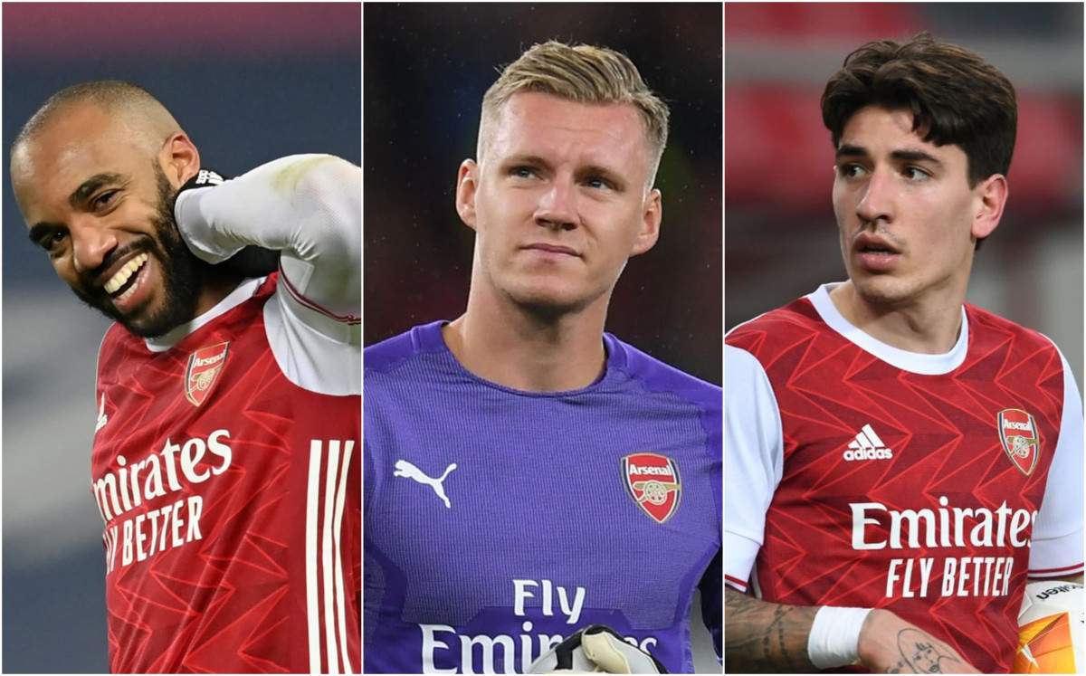 Bellerin out, Lacazette in doubt: The Arsenal players who could leave this summer