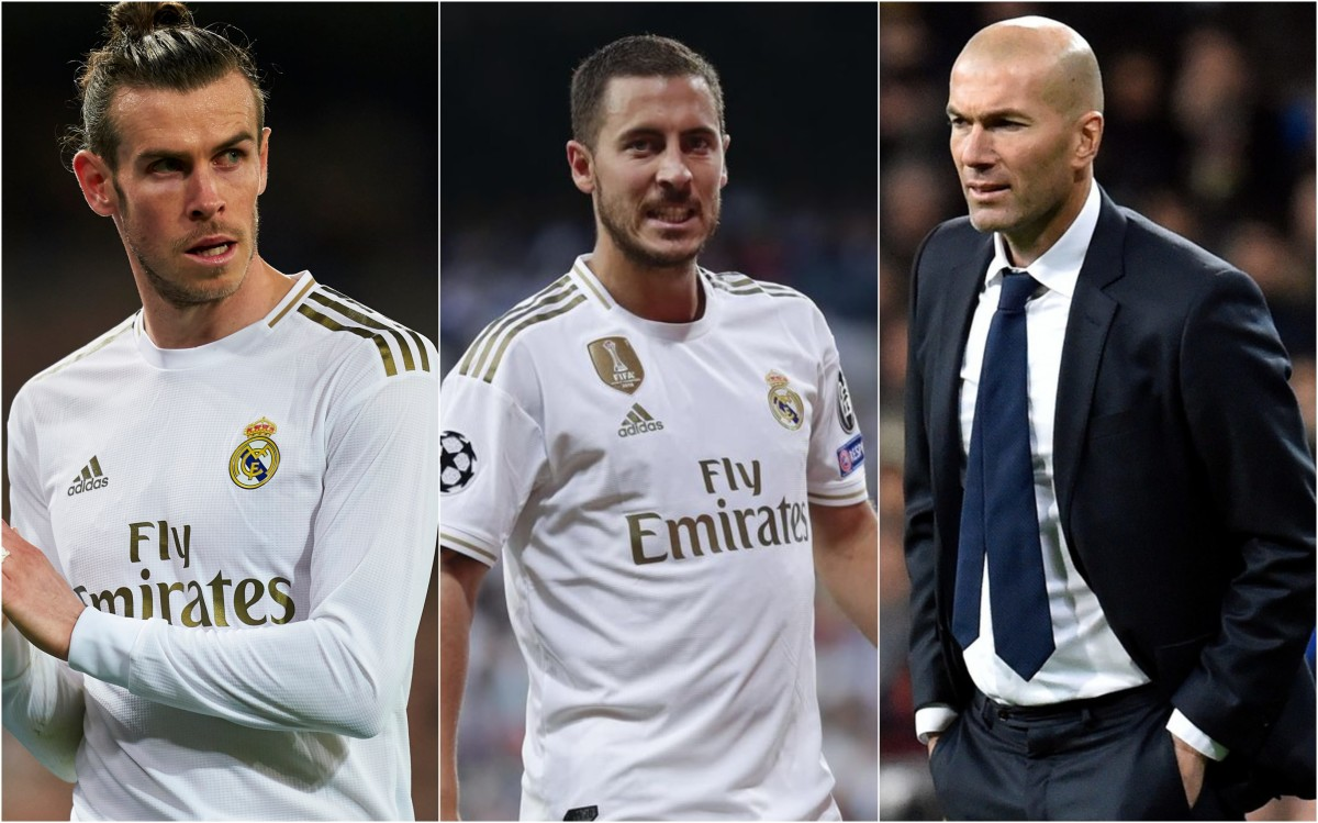 Bale, Hazard and Zidane? Real Madrid prepare summer clear out after disastrous season