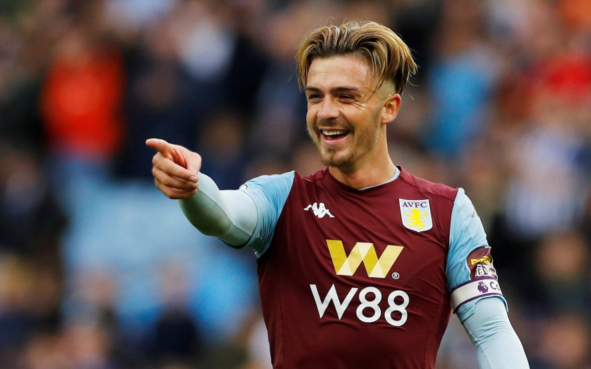 Man City target Jack Grealish tipped to be the star player of the Euros