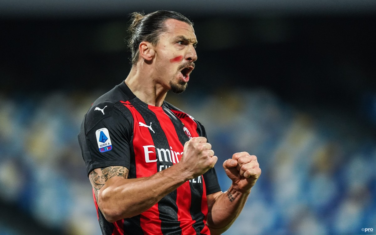 Zlatan Ibrahimovic signs new one-year deal with Milan