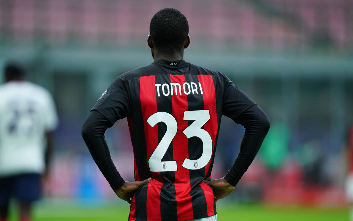 Milan manager confirms club want to sign Tomori on permanent deal