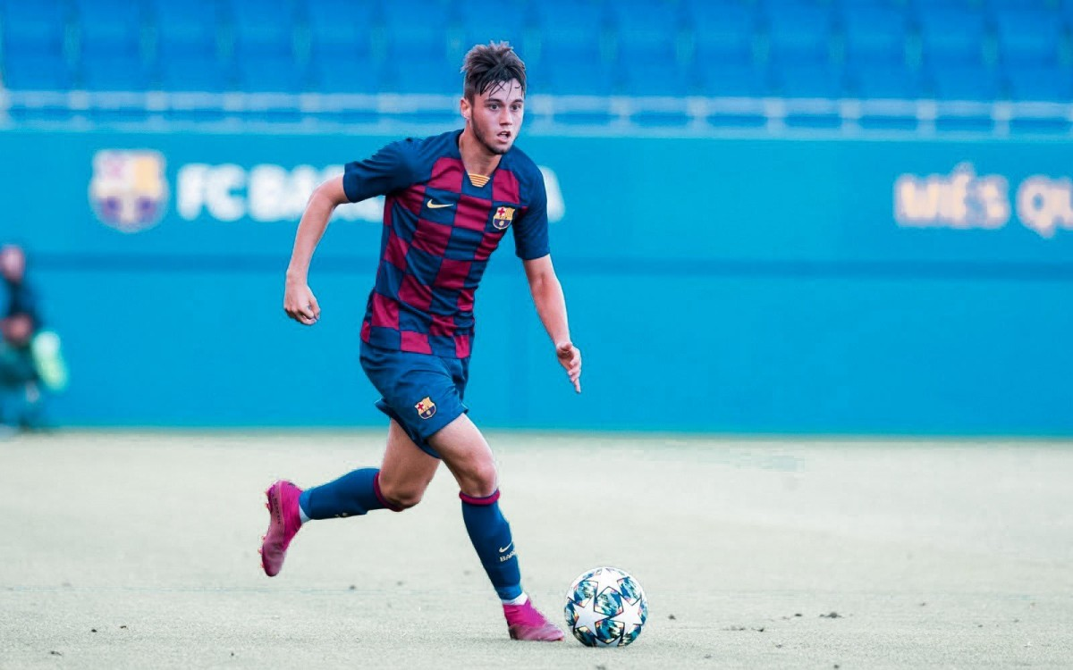 Jaume Jardi has made the move from Barcelona to Real Madrid