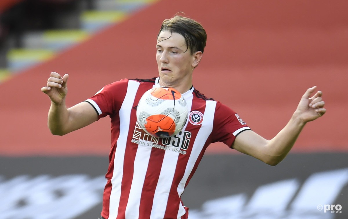 Manchester City in the hunt for Sheffield United's Sander Berge