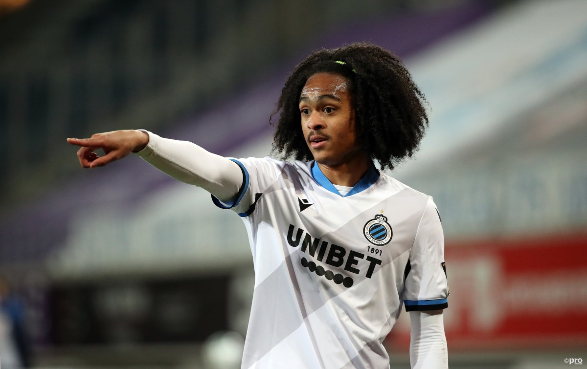 Man Utd youngster Tahith Chong opens up on future plans