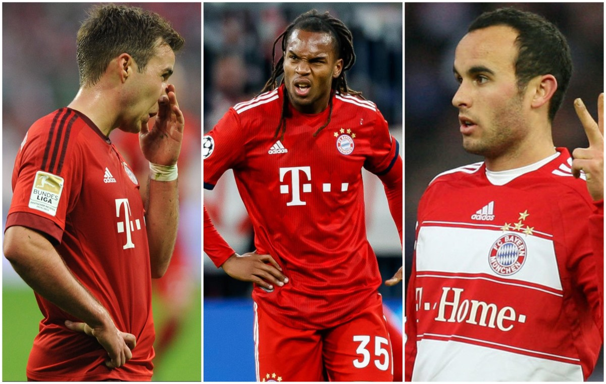 Gotze, Sanches and the 10 worst Bayern Munich signings of all time