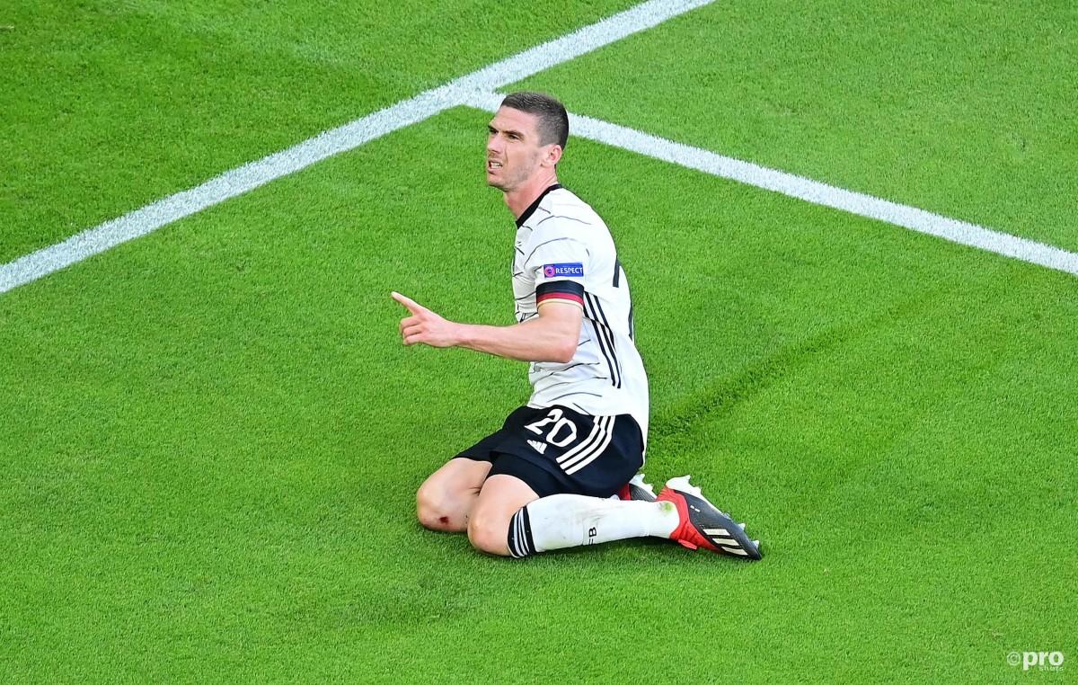 Robin Gosens, Germany v Portugal, Euro 2020