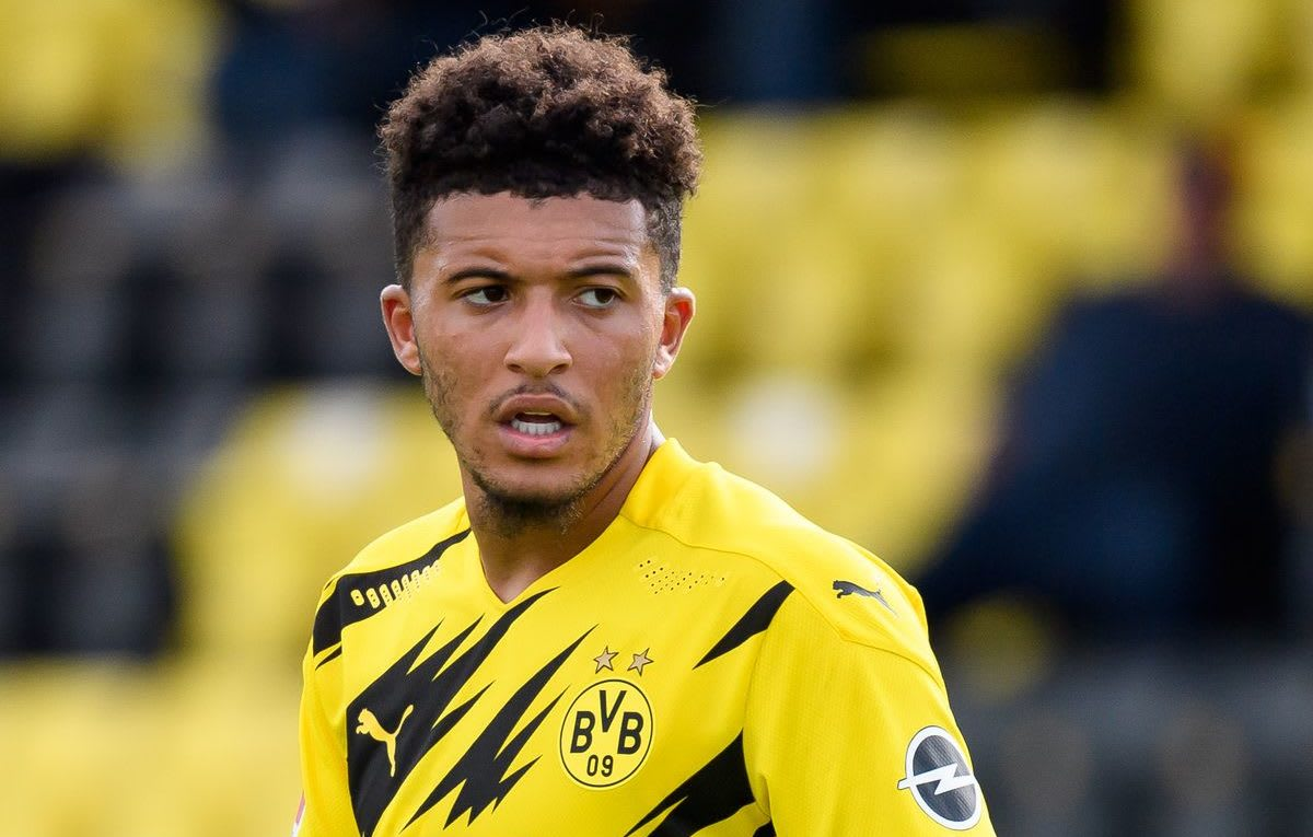 Liverpool urged to 'steal' Jadon Sancho from under the noses of Man Utd