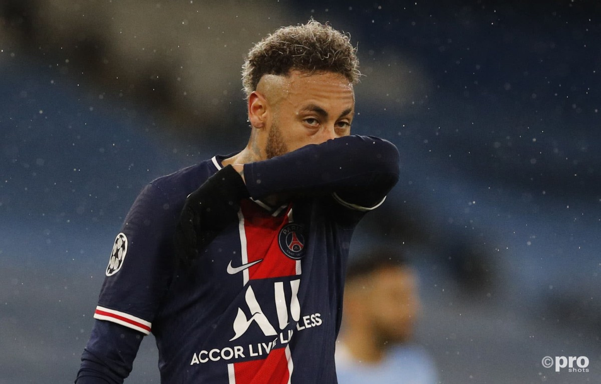 'Is this a joke?' – Neymar's PSG performance against Man City panned in France