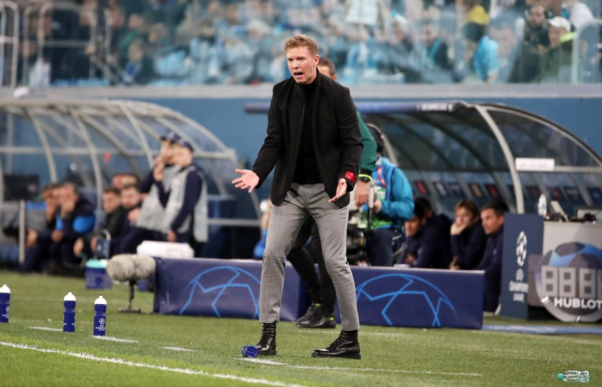 Bayern Munich claim Nagelsmann compensation is not as much as €25m