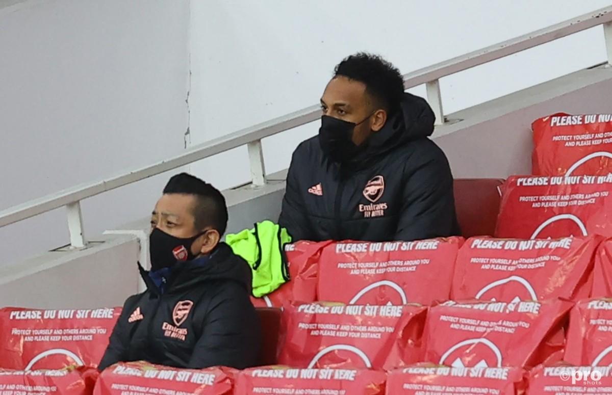 'Lazy' Aubameyang may end up like Ozil at Arsenal – Carragher